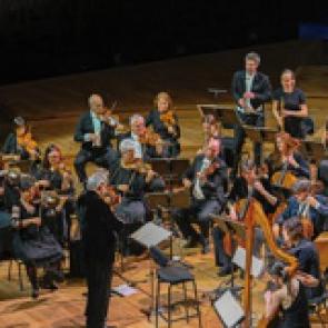English Baroque Soloists Grands Interprètes Toulouse 05/11/20